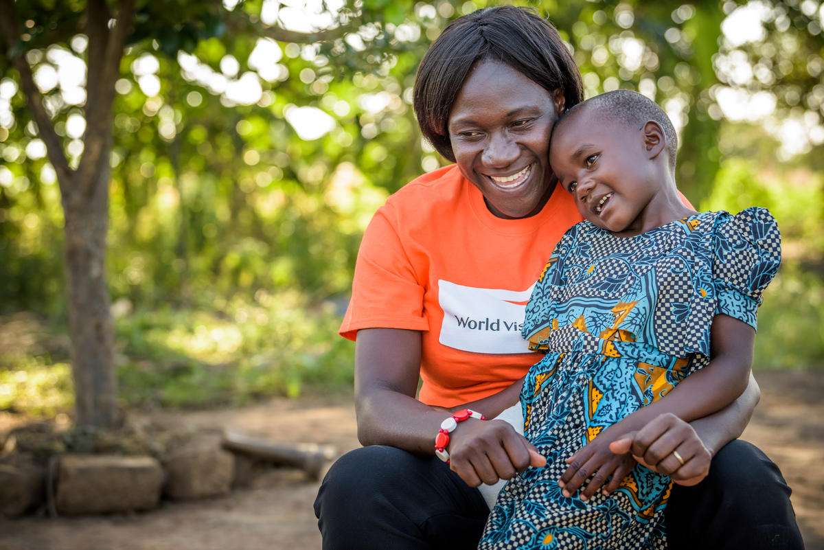 Partner with World Vision