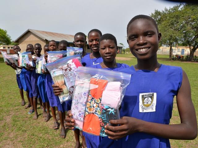 World Vision - Donate Goods Overseas - School Equipment