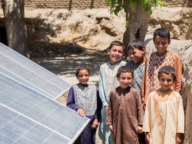 World Vision - Donate Goods Overseas - Technology