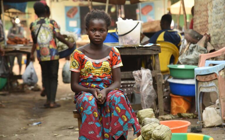 DR Congo child exploitation