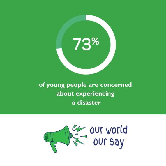 Do disasters happen to Australian young people disasters