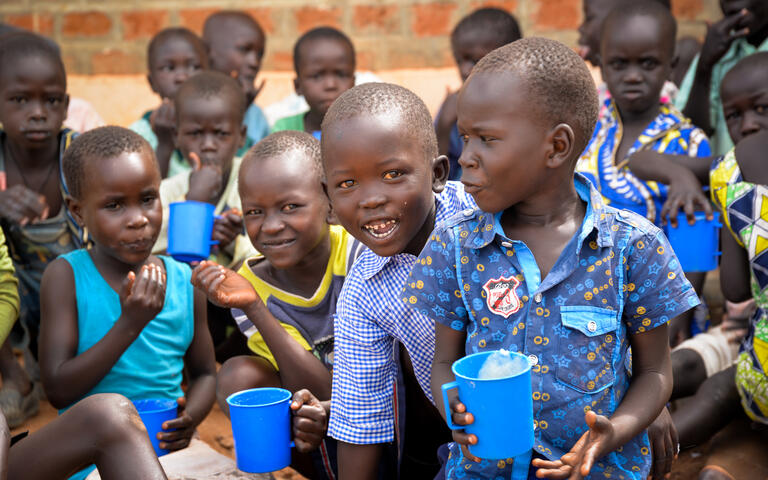 Building pathways out of poverty for Ugandan children
