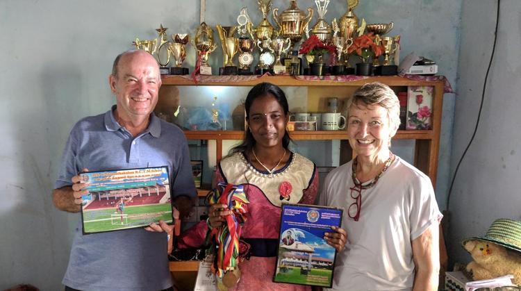 sponsor child visit World Vision