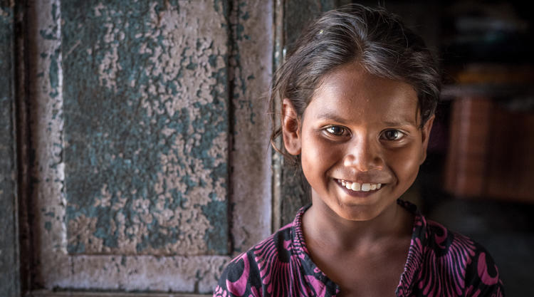 Every year Varsha is in school, she's less likely to marry early like her mother did