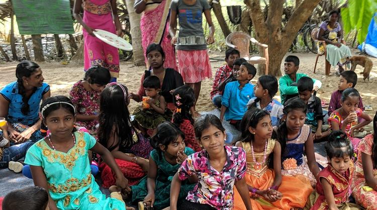 child sponsorship visit World Vision
