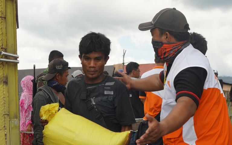 Central Sulawesi Earthquake Relief