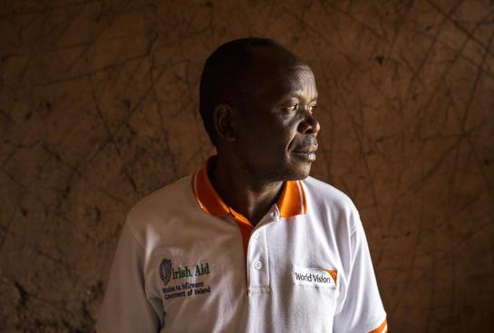 Raising awareness on Ebola World Vision